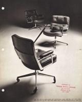 1964 Eames Time-Life Desk Chair brochure