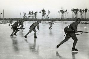 Dutch soldiers Leusden Netherlands