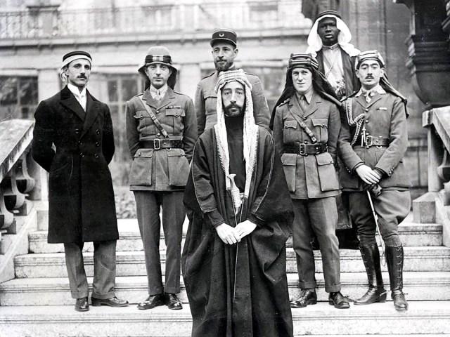 Faisal I of Iraq
