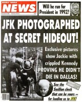 Weekly World News November 6, 1990 cover