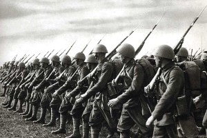 Czechoslovak soldiers