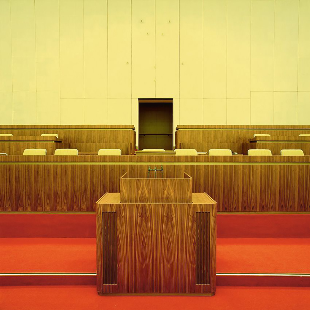 Plenarsaal Palast der Republik Berlin Germany