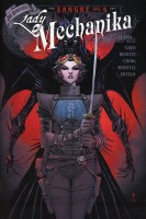 Lady Mechanika, Volume 6