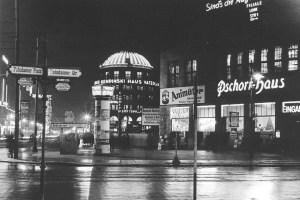 Potsdamer Platz Berlin Germany