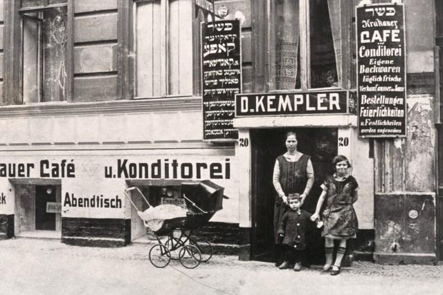 Jewish pastry shop Berlin Germany