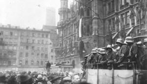 Munich Germany putsch