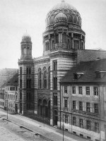 New Synagogue Berlin Germany