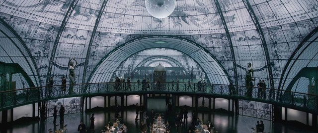 Fantastic Beasts and Where to Find Them scene