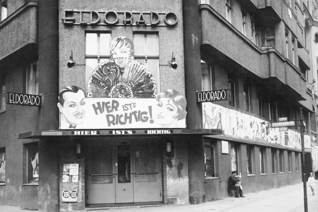 Eldorado club Berlin Germany