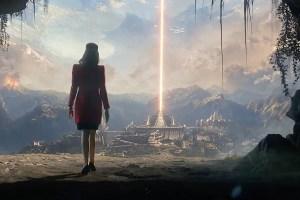Iron Sky: The Coming Race scene