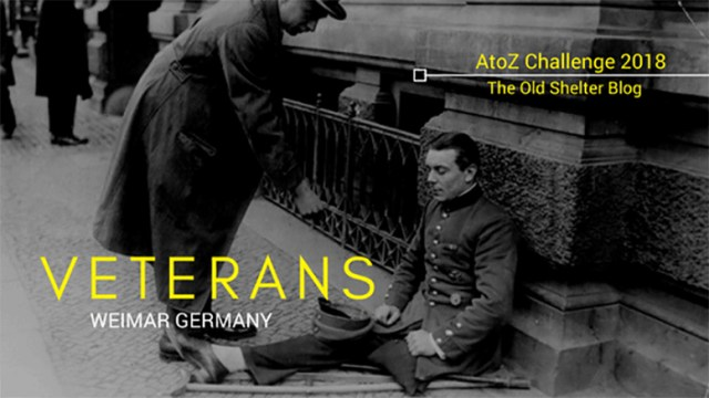 The Old Shelter Weimar Germany Veterans