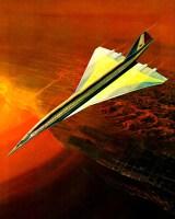 Lockheed L-2000 concept art