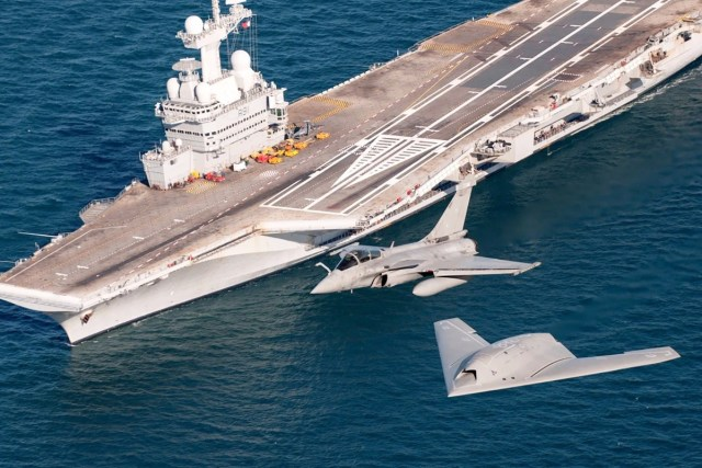 Dassault nEUROn drone