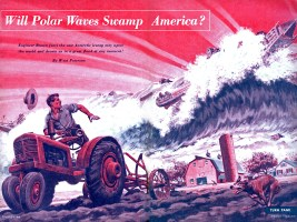Mechanix Illustrated January 1949 pages