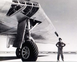 Northrop YB-49 flying wing