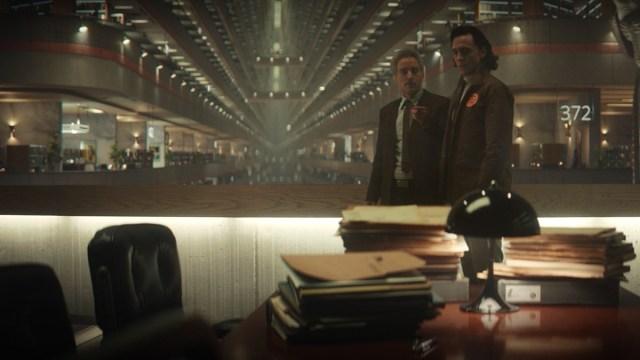 Loki scene