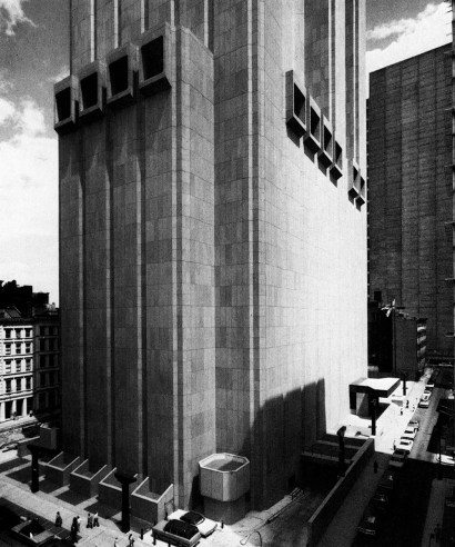 AT&T Long Lines Building New York
