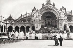 Exposition Universelle Paris France