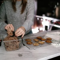 Oatmeal Scotchies: A Simple Holiday Cookie
