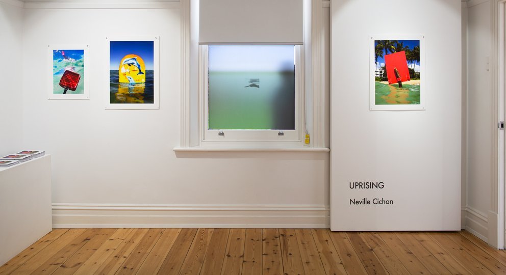 Uprising-exhibition-Eastern-Wall featuring Gary the Garfish