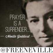 Neville Goddard Prayer Quotes