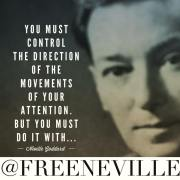 Neville Goddard Quote on The Law Of Reverse Effort