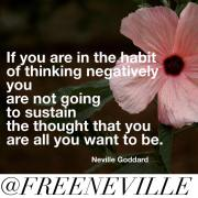 Feel It Real and Negative Thinking