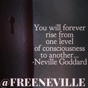 neville goddard ascended master
