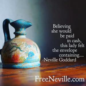 neville goddard success story