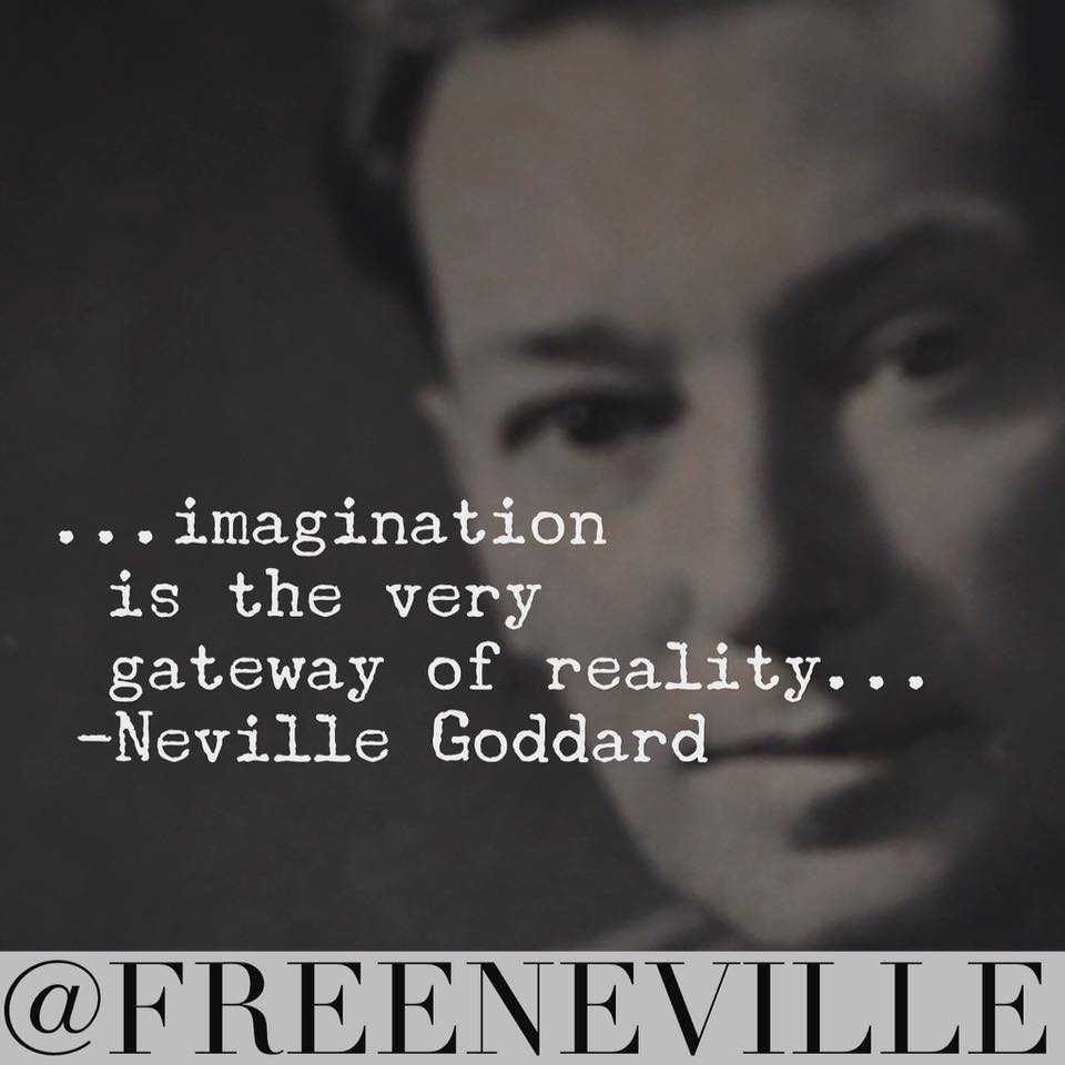Neville Goddard Lecture, Be What You Wish, Be What …