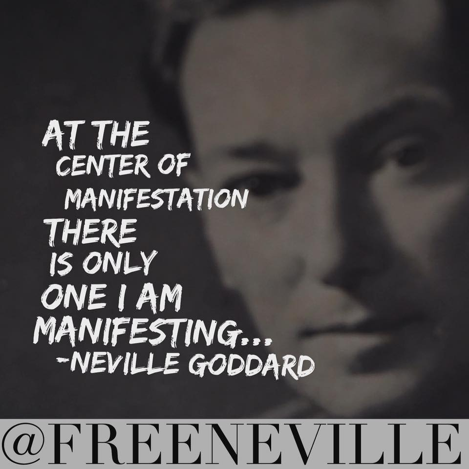 Neville Goddard Pdf The Power Of Awareness