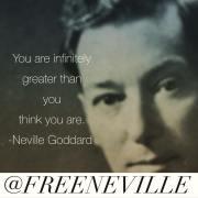 Feel It Real - Neville Goddard