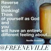 Reverse Your Thinking - Feel It Real
