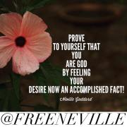 How To Feel It Real - Neville Goddard