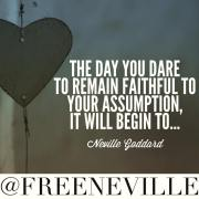 Will You Dare? - Neville Goddard