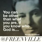 If You Know Who God Is - Neville Goddard