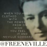 Neville Goddard Stops Time - Again