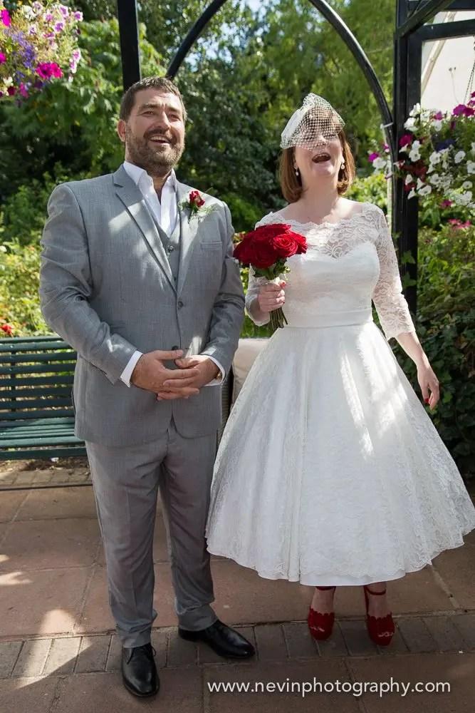 Beaufield Mews wedding