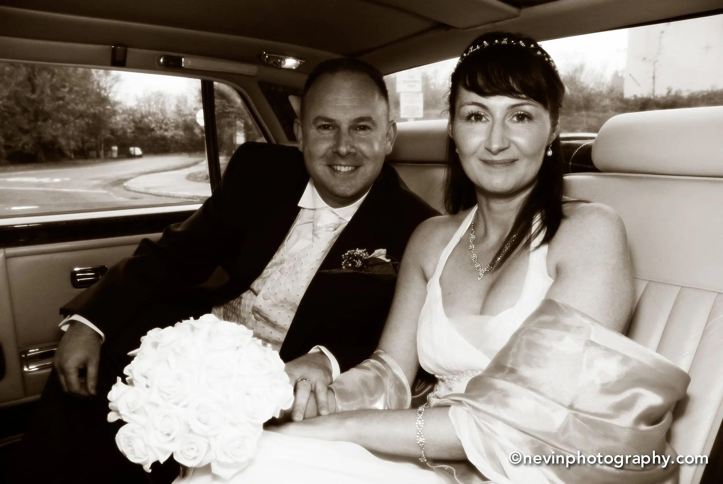 Stationhouse Kilmessan Wedding couple