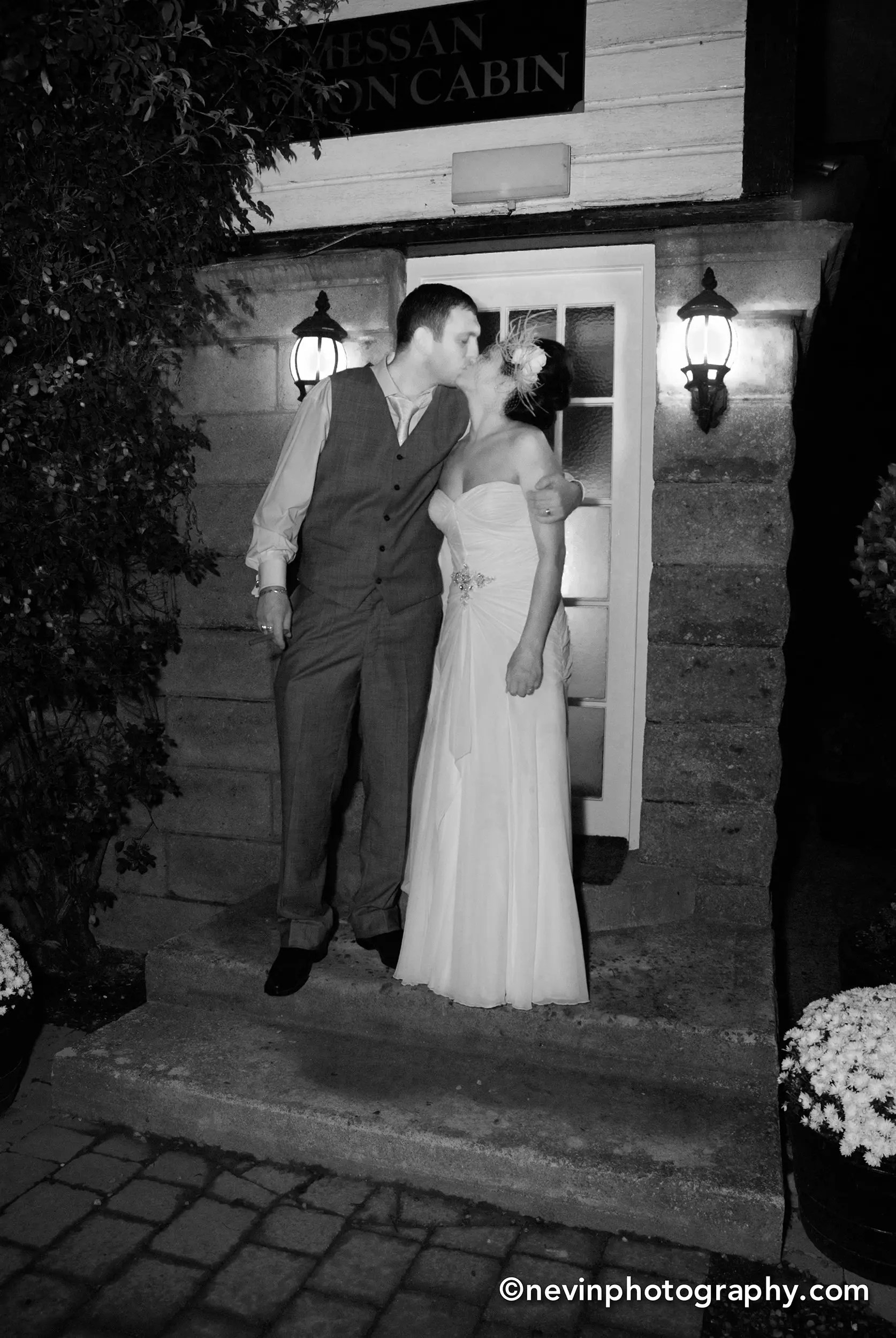 A Kiss at the Bridal Suite in Kilmessan