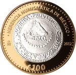 «Нумизматическое наследие» Мексики