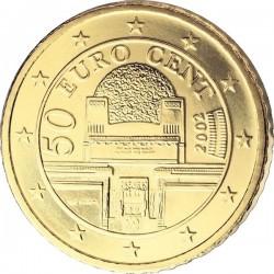 """Монета """"Австрия - 50 евроцентов"""""""
