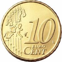 Дизайн реверса евромонет