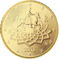 "Монета ""Италия - 50 евроцентов"""