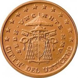 "Монета ""Ватикан - 5 евроцентов (2005-2006)"""