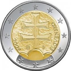 Словакия - 2 евро