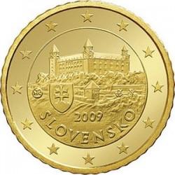 Словакия - 50 евроцентов