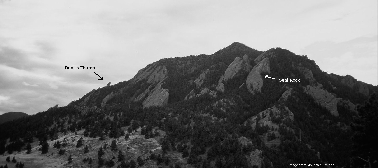 See available listings from the experts at porchlight real estate group,. Boulder Trad Climbing Seal Rock And Devil S Thumb Nevko