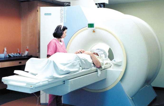 МРТ при очаговых поражения головного мозга дистрофического, дисциркуляторного и сосудистого характера