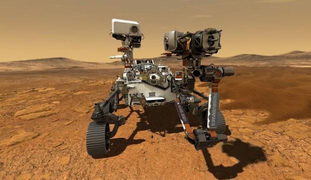 Mars 2020 keşif aracına 'Perseverance' ismi verildi